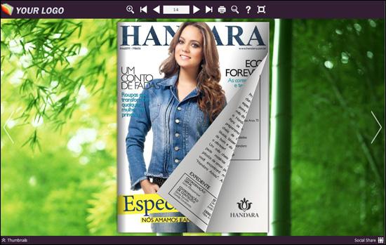 Windows 7 Digital Magazine Maker for HTML5 2.8 full