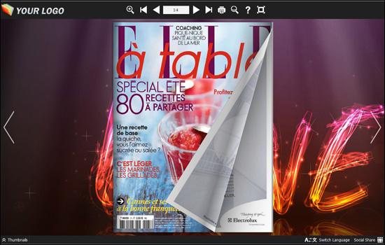 Windows 7 Digital Publication Software for iPad 2.8 full