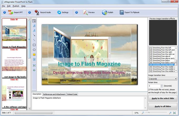 eMagMaker PPT to Flash