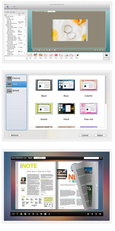 Windows 7 Image to Flash Magazine Mac 3.5.1 full