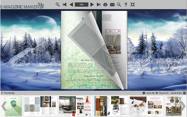 White Snow Neat Templates Themes