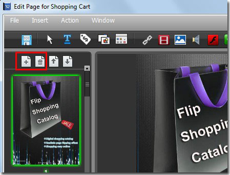how to delete and add a page in pdf
