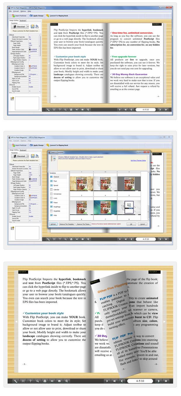postscript file to pdf online